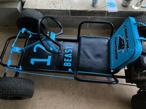 Go kart with Predator 212 motor with lifetime warranty. for Sale in Mount Holly, NC