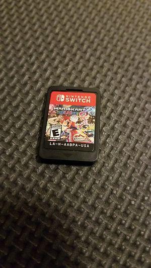 Nintendo Switch Mario Cart 8 deluxe for Sale in Fresno, CA