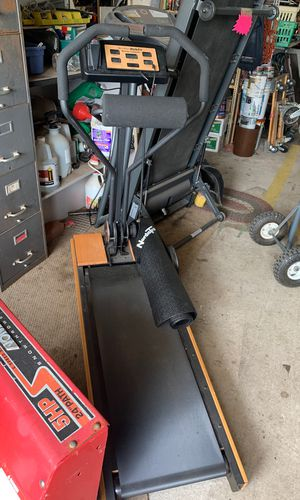 Treadmill - nordictracks walkfit for Sale in Middletown, CT