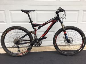 Specialized Stumpjumper FSR Comp Mountain Bike for Sale in Vienna, VA