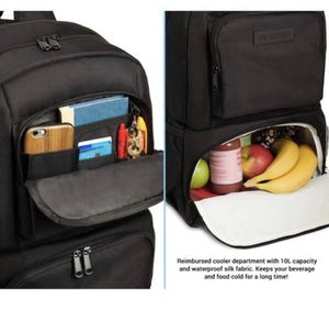 Backpack with Cooler Installed Inside for Sale in Coconut Creek, FL