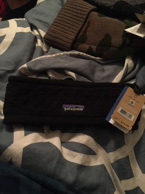 Patagonia women's headband BRAND NEW for Sale in Salida, CA