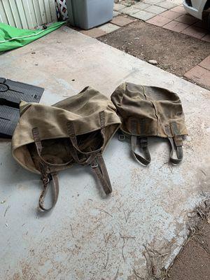 Soft side panniers for Sale in Payson, AZ