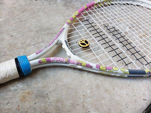 Tennis rackets x2