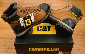 CAT Work Boots size 8 for Men. for Sale in Paramount, CA