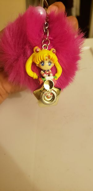 Sailor moon keychain for Sale in Gilbert, AZ