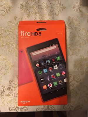 Amazon Fire HD 8 Tablet for Sale in Washington, DC