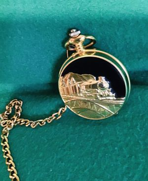 Vintage Train Pocket Watch for Sale in North Chesterfield, VA