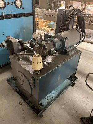 Racine Machine $1500 obo for Sale in Houston, TX