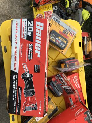 Power tools for Sale in Pasadena, TX
