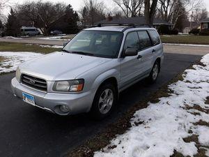 2003 Subaru Forester XS for Sale in Aurora, IL