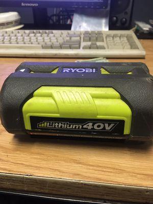 Ryobi Lithium 405 for Sale in Mount Rainier, MD
