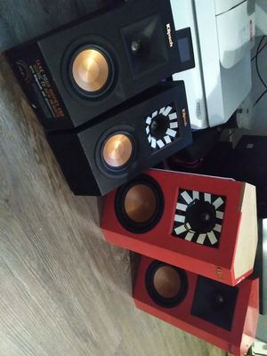Klipsh RP-250S , RP-140SA for Sale in Los Angeles, CA