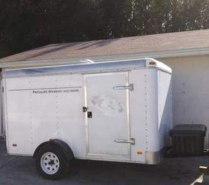Pressure Washing Trailer for Sale in Brandon, FL