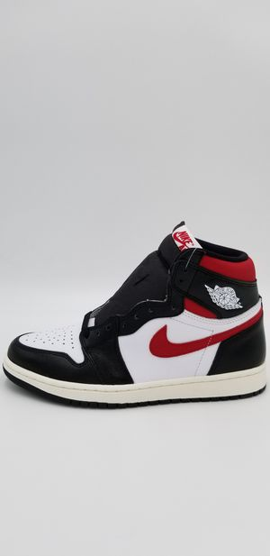 size 8 *New* Nike Air Jordan 1 Retro High OG 'Gym Red' Sail >> authentic for Sale in Irvine, CA