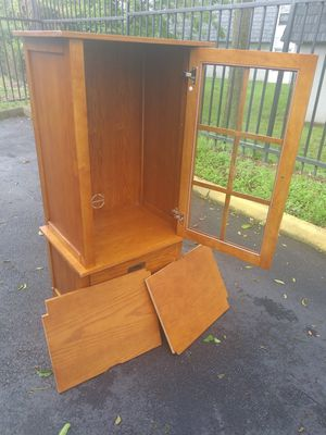 Entertainment Cabinet for Sale. for Sale in Virginia Beach, VA