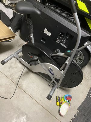 Great condition exercise bike for Sale in Gibsonton, FL