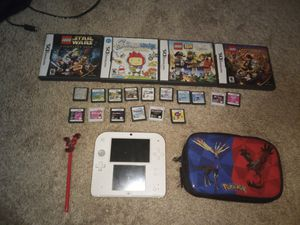 2ds with built-in super Mario Bros 2 &20 games for Sale in Tampa, FL