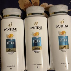20oz Pantene 2-1 Shampoo & Conditioner 3 For 6$ for Sale in Palm Beach, FL