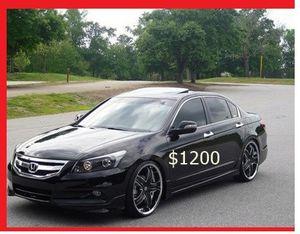 Needs.Nothing Honda Accord LX 2008 Needs.Nothing FWDWheels One Owner for Sale in Washington, DC