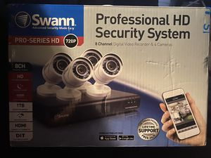 SWANN SECURITY CAMERAS, Brand New in Box. for Sale in Phoenix, AZ