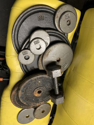 Various loose weights take all for Sale in Charlotte, NC