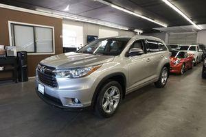 2016 Toyota Highlander for Sale in Federal Way, WA