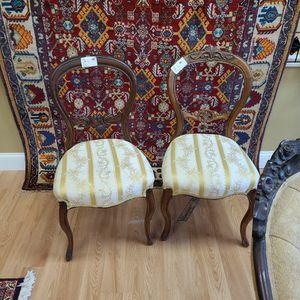 Handmade Chair Set (Similar) Antique America for Sale in McLean, VA