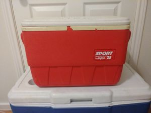 25L igloo cooler for Sale in Austin, TX