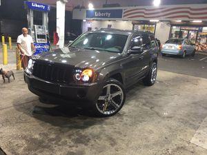 2006 Jeep Grand Cherokee 4x4 for Sale in Philadelphia, PA