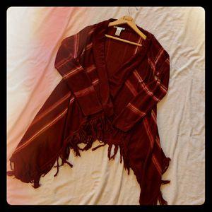 Women's Maroon Cardigan for Sale in Bloomington, MN