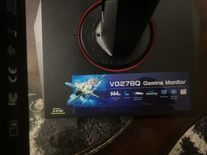 """Asus VG278Q 27"""" gaming monitor for Sale in Miami, FL"""