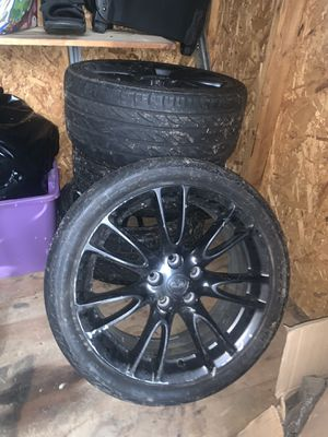 18 inch stock wheels for Infiniti for Sale in Fresno, CA