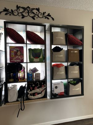 """2 shelves 59"""" tall for Sale in Aurora, CO"""