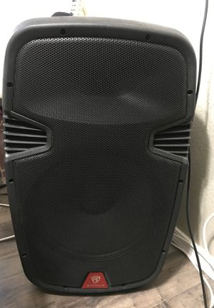 Rockville RAM15BT speaker (w wireless karaoke mics) for Sale in Phoenix, AZ