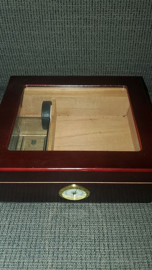 Cigar Humidor for Sale in Oakland, CA