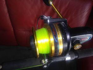 Penn 850 ss w/ 7' power plus rod for Sale in Fort Pierce, FL