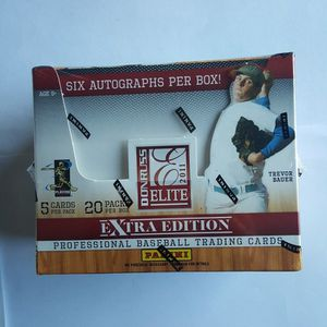 2011 Panini Donruss Elite Extra Edition Baseball Card Hobby Box Factory Sealed for Sale in Marietta, GA