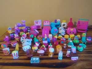 Shopkins mixed collection. good condition. for Sale in Miami, FL