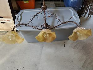 Kitchen Island Light Fixture for Sale in Livermore, CA