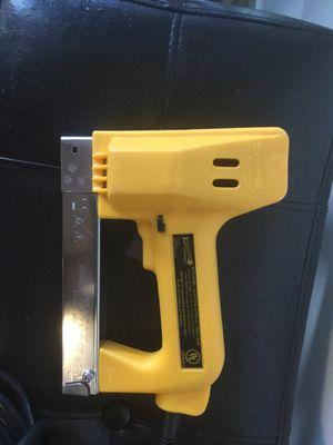 Like new, arrow electric staple/nail gun for Sale in Seattle, WA
