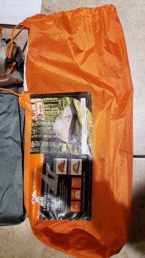 Brand new Ozark Trail 1 person backpacking tent. Never used. for Sale in Phoenix, AZ