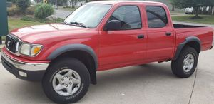 TOYOTA TACOMA DOUBLECAB 2002 for Sale in Annapolis, MD