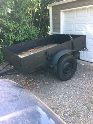 Utility trailer 5x7 for Sale in Tacoma, WA