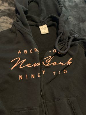 Woman's Abercrombie & Fitch Hoodie (colors:BLACK & PINK) for Sale in Buford, GA