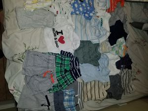 O-3 months shirts and shorts for Sale in Selma, CA