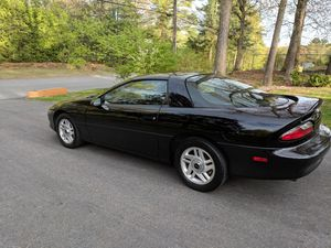 1995 Chevy Camaro Z28, Black w/ T-Tops and 6 speed Manual Transmission for Sale in Tewksbury, MA