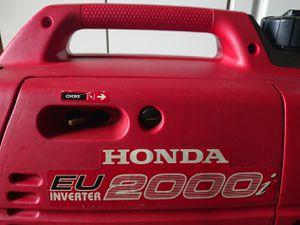 Honda Generator EU 2000i for Sale in Andover, MN