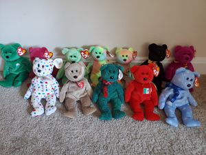 beanie Babies for Sale in Glen Burnie, MD