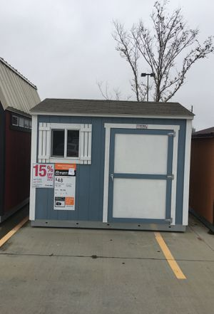 (1832) Tuff Shed TR700 8x10 was 3,032 now $2,577 for Sale in Houston, TX